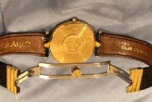 SYP hasreleasedimages of thewatches that weretaken from a house on Sandringham Road, Intake between 8pm and 9:30pm on Friday, March 22