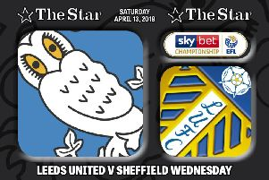 Leeds United v Sheffield Wednesday.