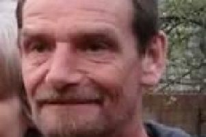Missing man Phillip Hayes