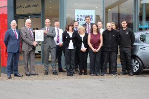 The team at Drive Hartlepool