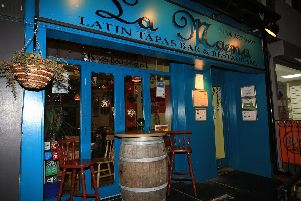 Food review at La Mama Latin Tapas Bar on Abbeydale Road in Sheffield,