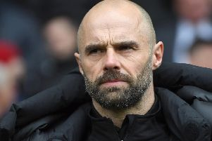 Rotherham United manager Paul Warne: Anthony Devlin/PA Wire.