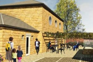 How Hillsborough park cafe could look