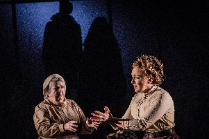 Turn of the Screw, based on the Henry James classic ghost story