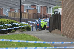 Police officers are in Upperthorpe, Sheffield, this morning following a shooting.