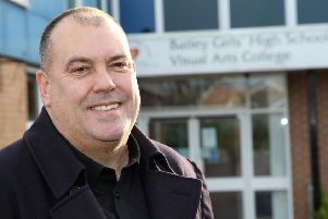 Steeping down: Ray Henshaw is quitting to save his school money.