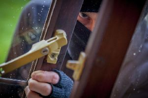Police say house burglaries are falling