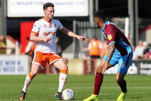 Which players stood out for Blackpool?