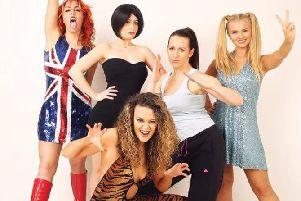 Wannabe is a celebration of the girl band and their music