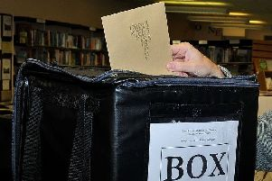 Residents who are eligible to take part in the local ward, town and parish council elections on Thursday, May 2 do not need a poll card in order to vote.