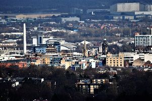 Sheffield, the heart of Yorkshire