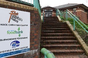 Burngreave Foodbank.