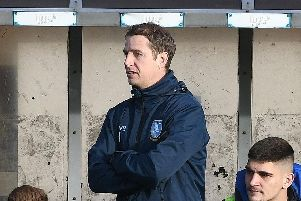 Sheffield Wednesday academy chief Steven Haslam