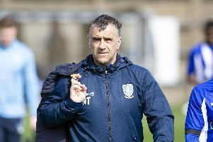 Sheffield Wednesday Under-23s boss Neil Thompson