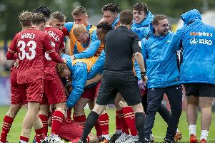 Part one of our A-Z of Hartlepool United's season