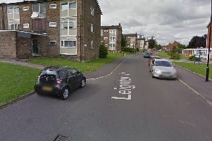 Leighton Drive, Gleadless Valley, Sheffield