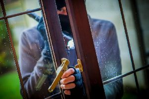A warning has been issued after a spate of burglaries in Calderdale
