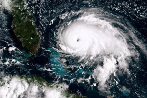 Hurricane Dorian, which has devastated the Bahamas, is further evidence of the world's climate emergency, says Mary Creagh.