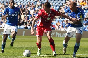 Morecambe were beaten at Oldham Athletic last time out