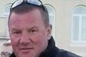 Michael Dransfield, 55, is missing after boarding a ferry from the Isle of Man to Heysham Port, Morecambe on Thursday, October 17 at 6.45am