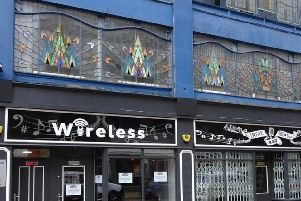 The Wireless Bar is in the running for a coveted Yorkshire Gig Guide Award for its Open Mic nights.