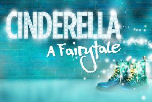 Cinderella runs at The Dukes from November 22-January 11.