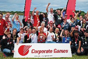 The UK Corporate Games come to Lancaster in 2020