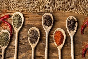 Spices, Photo from Pixabay