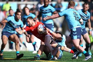 Featherstone Rovers will begin their 2019 Betfred Championship campaign at Batley Bulldogs on February 2, four months after their Grand Final defeat to Toronto Wolfpack.