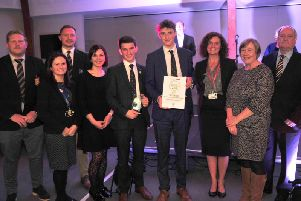 Lancaster Royal Grammar School is Winner of the Secondary School of the Year Award at the Lancaster and Morecambe Education Awards
