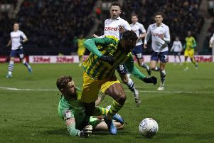 Declan Rudd was adjudged to have fouled Kyle Edwards