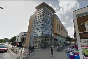 Snap Fitness was based in units beneath Morecambe Travelodge. Photo: Google Street View