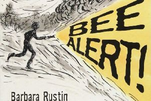Bee Alert! by Barbara Rustin