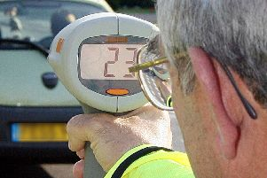 Some Preston motorists have been hit with penalty points on their driving licences