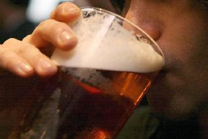 Hospital admissions for conditions directly caused by alcohol abuse are rising in Lancashire.