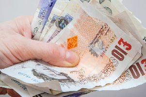 A new survey shows North West residents have just 293.32 of disposable income each month, less than 10 a day.