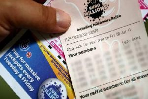 Check your pockets - a EuroMillions lottery prize worth 1million has gone unclaimed in Preston.