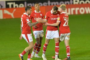 Barnsley winger Ryan Hedges is linked with a move away from the club
