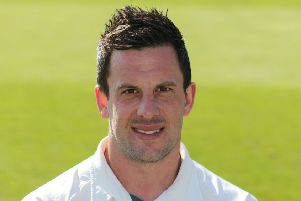 Captain Steven Mullaney, who was pleased with Nottinghamshire's performance.
