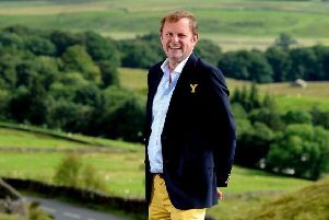 Sir Gary Verity resigned last month as Welcome to Yorkshire chief executive.
