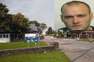 Convicted murderer Parkinson, 31, from Preston, has been on the run from HMP Kirkham since Wednesday, April 24