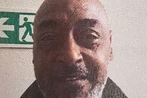 Francis Afful, 59, has not been seen or heard from since May 30 after going missing from his home in Plymouth. He is believed to be in the Lancaster area.