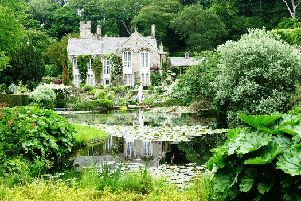Gresgarth Hall photographed by Steve Halliwell