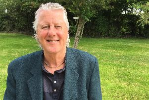 Author and former detective Roger A. Price