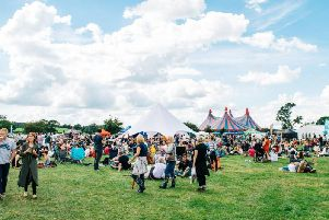 The festival is returning to Funkirk Farm in Skipton this weekend (20 and 21 July)