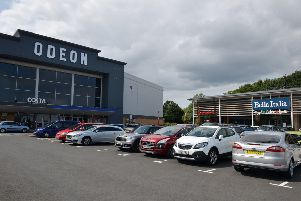 Concerns have been raised over Boy racers using the Odeon car park