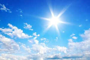 Sunday is set to be slightly warmer and brighter than Saturday, with sunny intervals taking place throughout most of the day.