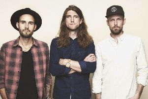 The East Pointers. Picture: Jen Squires.