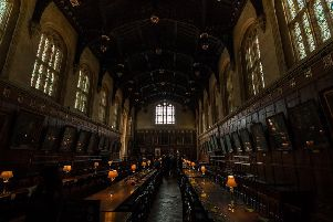 Harry Potter - picture supplied by Pixabay