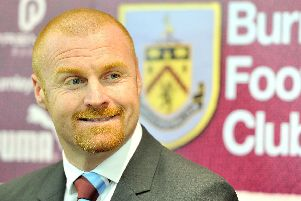 Burnley boss Sean Dyche was appointed on October 30th, 2012